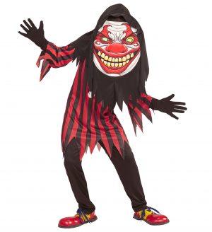 Costum Clown Horror Zambaret