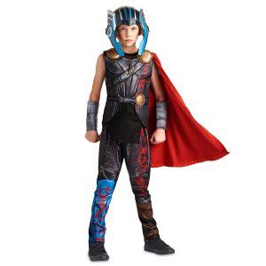 Costum Thor Ragnarok 8-10 Ani