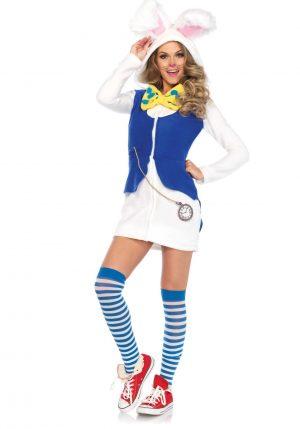 Costum Iepure Alice In Tara Minunilor