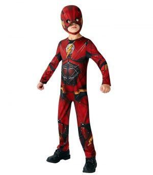 Costum Flash Copil Justice League