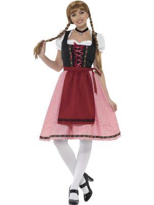 Costum Bavarez Dama