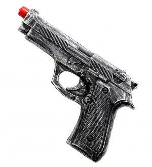 Pistol Politist Spuma Latex