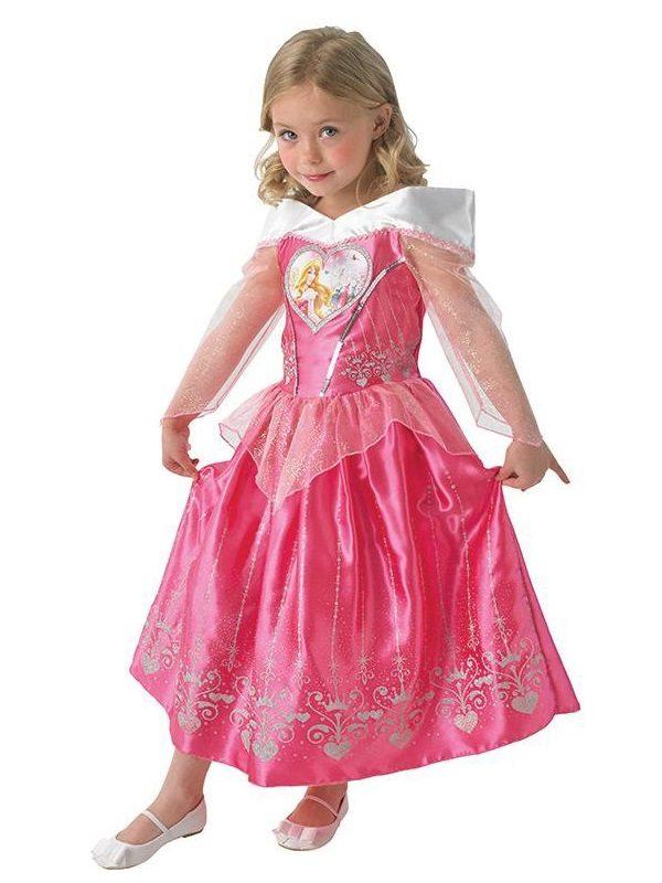 Costum Aurora Loveheart