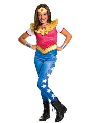 Costum Wonder Woman Copii