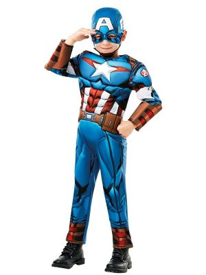 Costum Capitan America Copii