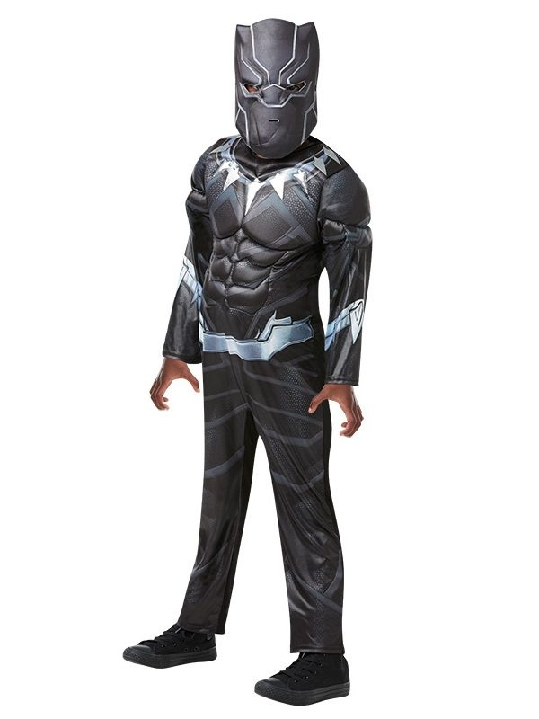 Costum Black Panther Copii