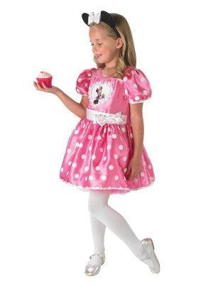 Costum Minnie Mouse Roz