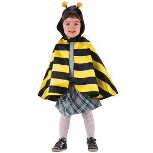 Costum Albinuta Copii Poncho