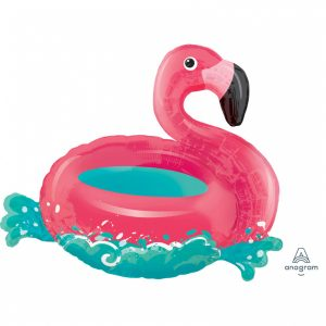Balon Folie Flamingo 76x68 cm
