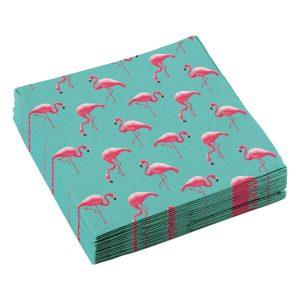 Servetele Flamingo Petrecere 33x33 cm
