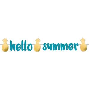 Banner Hello Summer 90 cm