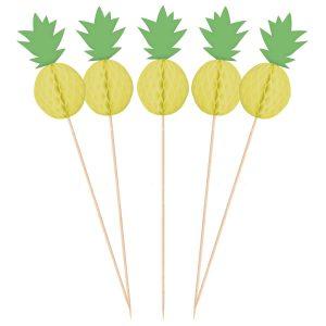 Scobitori Ananas 10 Buc