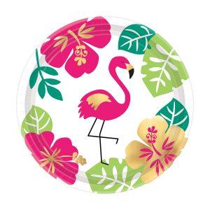 Farfurii Aloha Petrecere 18 cm