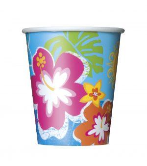 Pahare Petrecere Hawaii 270 ml