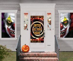 Set 33 Decoratiuni Horror Clown