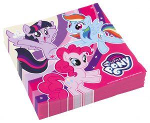 Servetele My Little Pony 33×33 cm