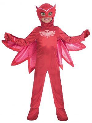Costum Copii PJ Masks Bufnita 5-7 Ani