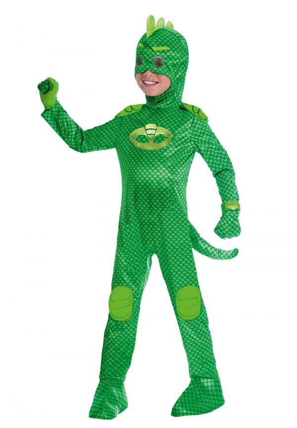 Costum Copii PJ Masks Sopi 3 4 Ani