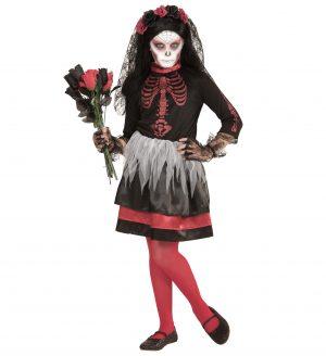Costum Dia De Los Muertos Fete