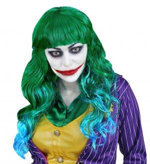 Peruca Joker Diabolic Femei