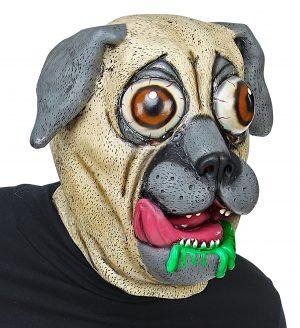 Masca Catel Bulldog Latex