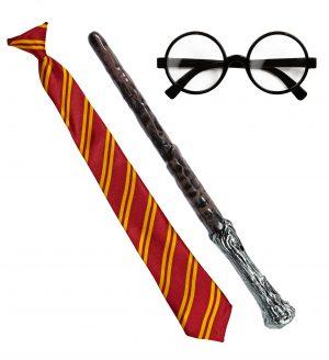 Set 3 Accesorii Harry Potter