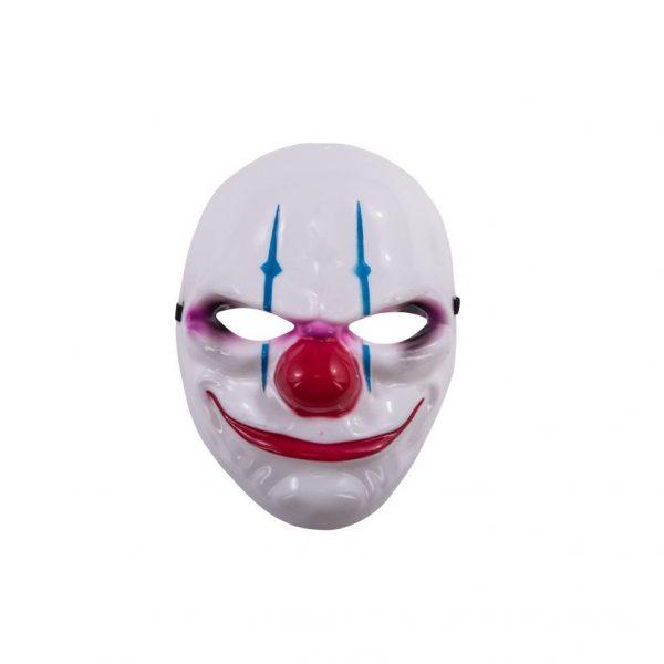Masca Clown Horror Plastic