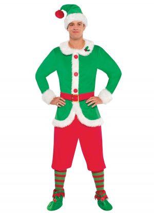 Costum Elf Craciun Adulti