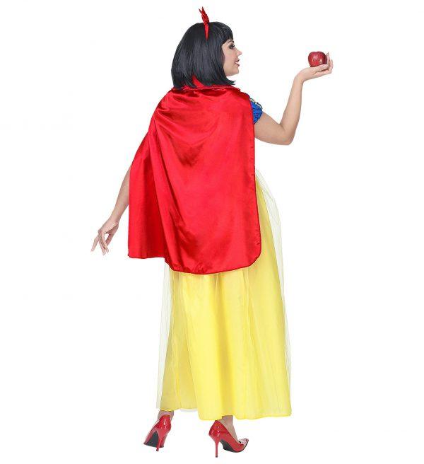 Costum Alba Ca Zapada Poveste