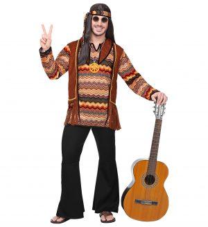 Costum Hippie Adult