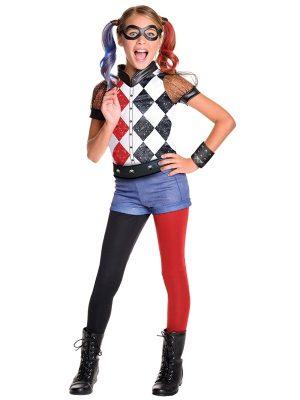 Costum Harley Quinn Copii
