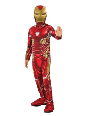 Costum Iron Man Infinity War Copii