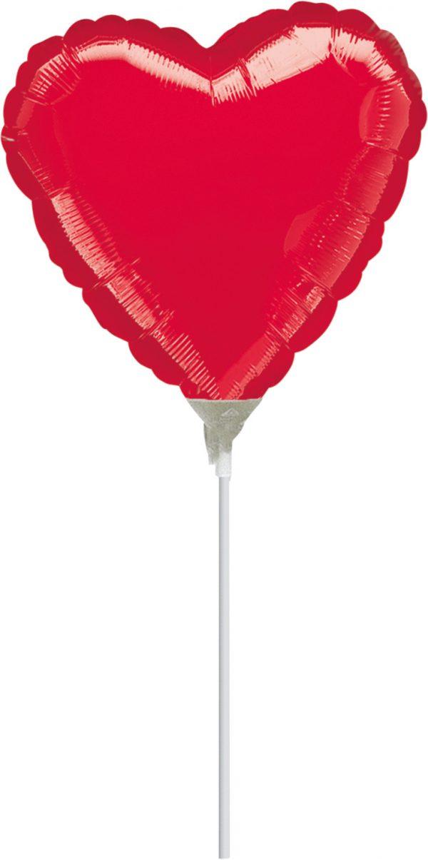 Balon Inima Folie 23 cm