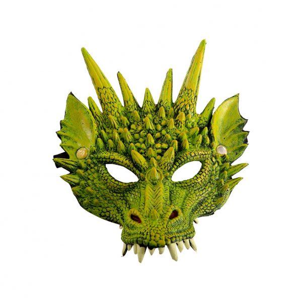 Masca Dragon Latex