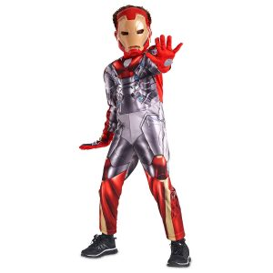 Costum Iron Man Homecoming 5-6 Ani