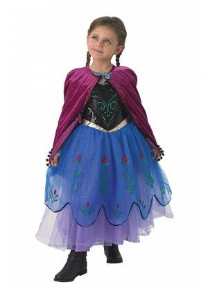 Costum Anna Frozen Premium