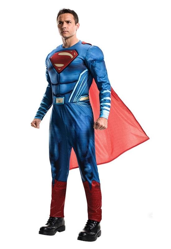 Costum Superman Justice League