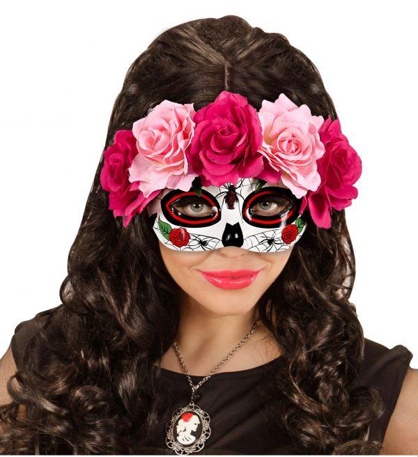 Masca Dia De Los Muertos Roz