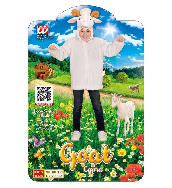 Costum Capra Jacheta 3 5 Ani