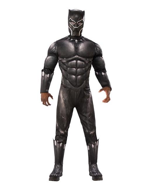 Costum Black Panther Adult