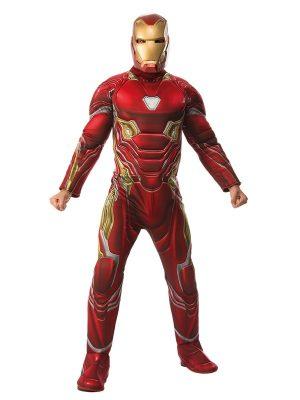 Costum Iron Man Adult Avengers