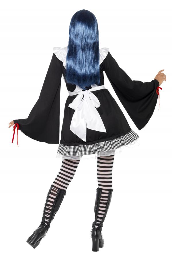 Costum Alice Gotic