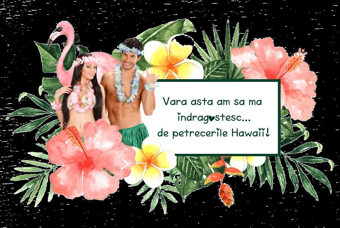 Petreceri Hawaii
