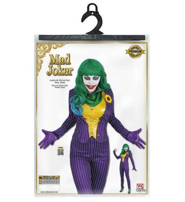 Costum Joker Femei Premium