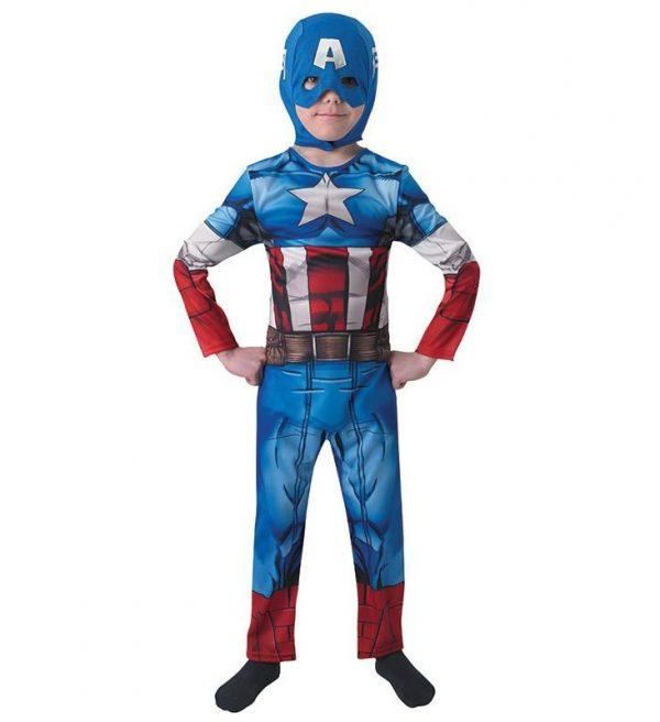 Costum Capitan America Copil