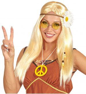 Peruci Anii 60 Hippie